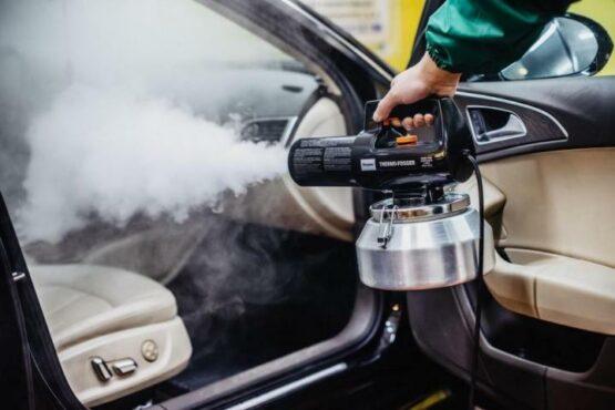 Устранение неприятных запахов в машине